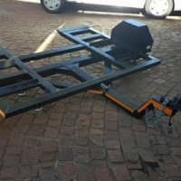 Selling a piggy back/ mobi jack/tow dolly/quad or go-cart trailer