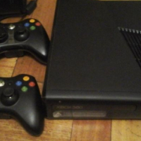 """In box, Xbox 360 Slimline 250GB Hard Drive """"S"""" Edition with 5 Classic Games & 2 Controllers... for sale  East Rand"""