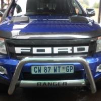 2014 Ford Ranger 3.2 TDCi XLT 4X4 P/U D/C Con 17 (KM's: 57900)