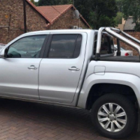 2014 VW Amarok Double Cab,