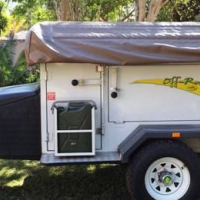 Echo 4 Off Raod Camping Trailer For Sale