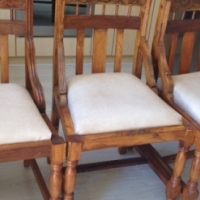 Antique dining room Oak chair 3 price each