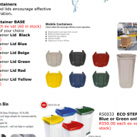 Rubbermaid Clearance Sale - Never to be repeated again