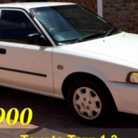 Toyota Tazz 1.3