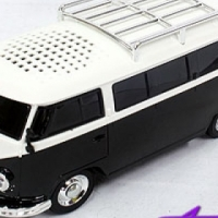 Portable VW Campervan  Music Player