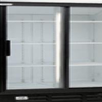 Sliding Door Beverage Coolers, Arctica Catering Equipment