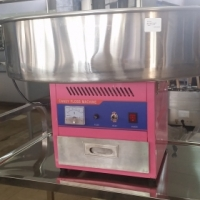 CANDY FLOSS MACHINE ELECTRIC  USED ARCTICA