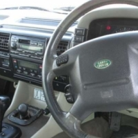 Land Rover Discovery TD5 AT