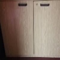 1/2 cupboard