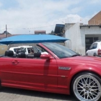 BMW 3 Series CONVERTIBLE (E46)