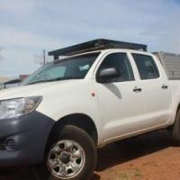 2014 Toyota Hilux 4x4 double cab 2.5SRX
