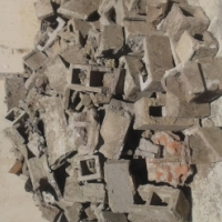 Rubble for suitable for driveway