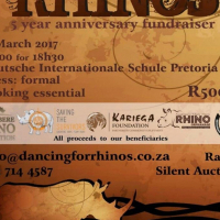 Dancing For Rhinos Benefit Dinner and Show