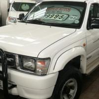 2002 Toyota Hilux 3000 KZ-TE Raider S/C, Only 268000Km's,Full Service History, Powersteering