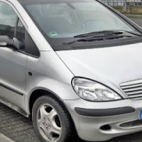 Mercedes Benz A Class 2003 Stripping for  Spares
