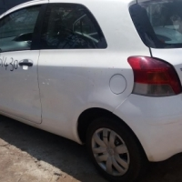 toyota yarris spares