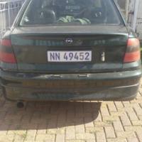 Opel astra 1.8 swap