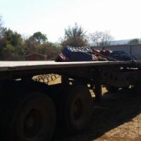 Afrit Aluminium flatdeck superlink