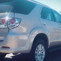 Toyota Fortuner 3.0D4-D
