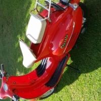 Puzey Classic 150cc Scooter