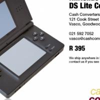 Nintendo USG001 DS Lite Console