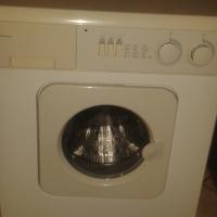General Electric Washing Machine.
