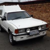 Ford Cortina Bakkie - 1983
