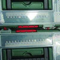 Bosch Tool box set incl drill bits & Pozi bits