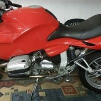 BMW R1100 S Motorbike