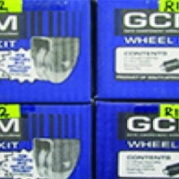 Gate wheel kits