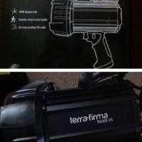 Terrafirma tracker evo 100w spotlight