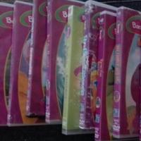 11 Barney dvds