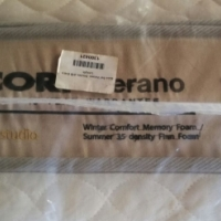 2 x Double Bed Mattresses For Sale (CORICRAFT, Extra Length)