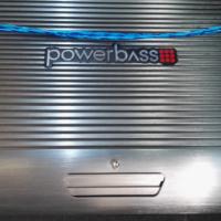 POWERBASS amp 5200w
