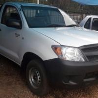 Toyota Hilux 2.0 vvti a/c