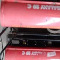 2 blow heaters Galaxy 29 c