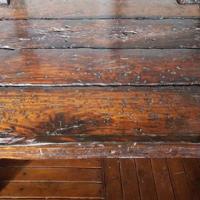 Railway Sleeper wood coffee table