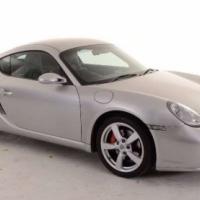 Porsche Cayman S Tiptronic 987C