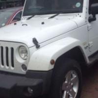 Jeep Wrangler 3.6L Sahara Automatic