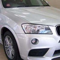 BMW X series SUV xDrive20d