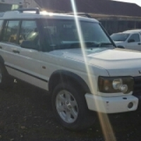 2003 Land Rover Discovery for sale