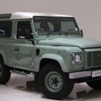 Land Rover Defender 90 TD Station Wagon Heritage Edition