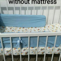 Baby cot for sale.