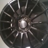 """19"""" OZ Black wheels new 5/112 pcd"""