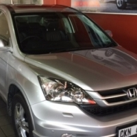 2012 Honda CRV 2.2 DTEC Executive