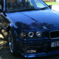 selling as parts 325 E36 BMW