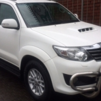 2014 Toyota Fortuner 3.0 d4d Raised Body 4x2 Automatic