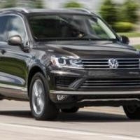 VW TOUAREG - AIR SHOCKS