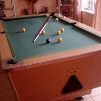 Hurricane pool table