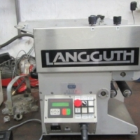Used, Labeling Machine Wet Glue LB04 for sale  South Africa